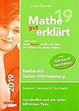 Mathe gut erklärt 2019 Baden-Württemberg Gymnasium - Stefan Rosner
