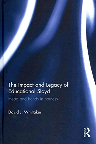 [(The Impact and Legacy of Educational Sloyd : Head and Hands in Harness)] [By (author) David J. Whittaker] published on (August, 2013) -