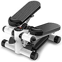 Auppy Fitness Mini máquina de ejercicio con bandas de resistencia, ejercicios de piernas y muslo, fitness y entrenamiento de cuerpo completo, Unisex adulto, negro, negro