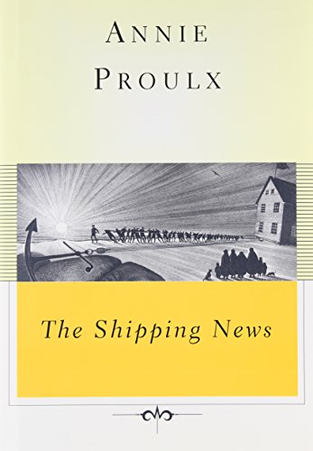 Book cover for The Shipping News