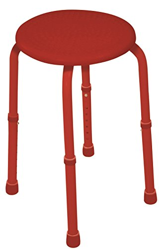 mp-essential-multi-use-heavy-duty-metal-portable-adjustable-chair-stool-red
