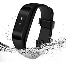 (CERTIFIED REFURBISHED) Lenovo HW01 Smart Band with Heart Rate Monitor (Black)