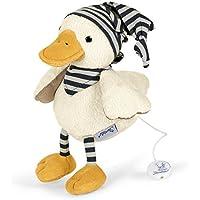 Sterntaler Spieluhr, Stofftier Ente Edda, Integriertes Spielwerk, Weiß preisvergleich bei kleinkindspielzeugpreise.eu