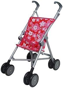 Knorr 12981 Ora - Silla de Paseo de Juguete, Color Rosa
