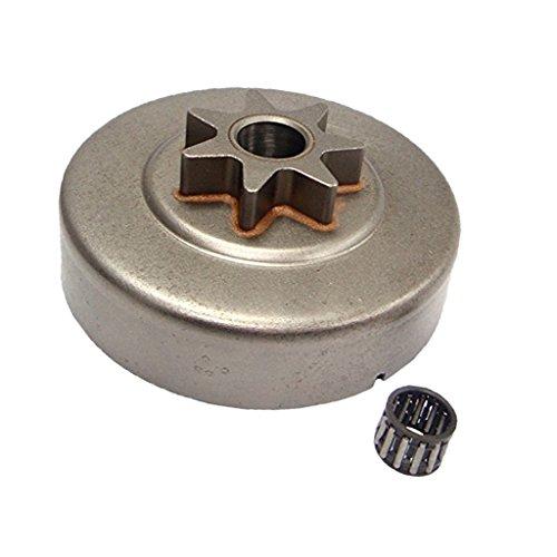 Kupplungstrommel Kettenrad & Kupplung passend für Stihl MS170 017 018 021 023 025 MS170 MS180 MS210 MS230 MS250, einfach instaliert