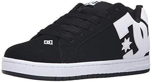 dc-young-mens-court-graffik-lowtop-shoes-uk-11-uk-black