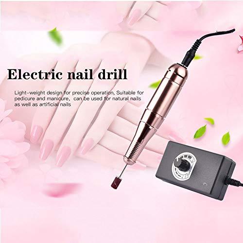 LEDU Taladro eléctrico para uñas