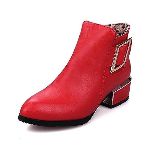 AdeeSu , Bas femme - rouge - Red,
