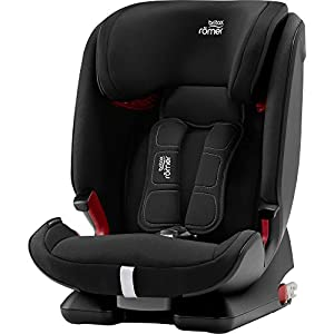 Britax Römer car seat 9-36 kg, ADVANSAFIX IV M Isofix group 1/2/3, Cosmos Black   4