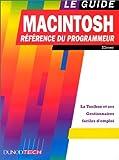 Le Guide Macintosh, référence du programmeur