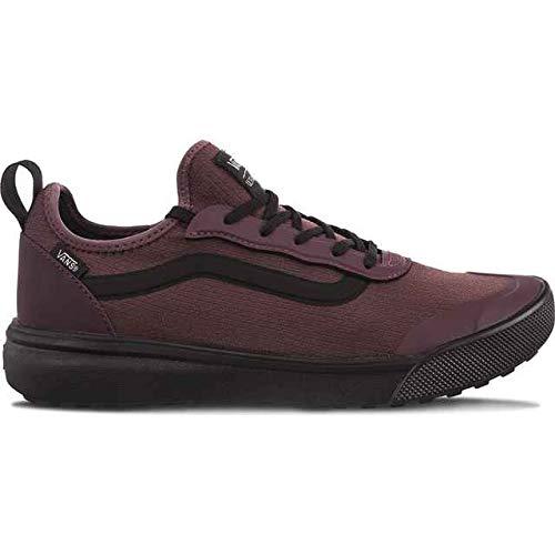 Vans Catawba Grape Bordeaux/Schwarz Ultrarange AC Sneakers-UK 8 - Vans Pink Und Schuhe Schwarz