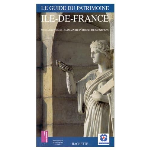 Guide du patrimoine : Île-de-France