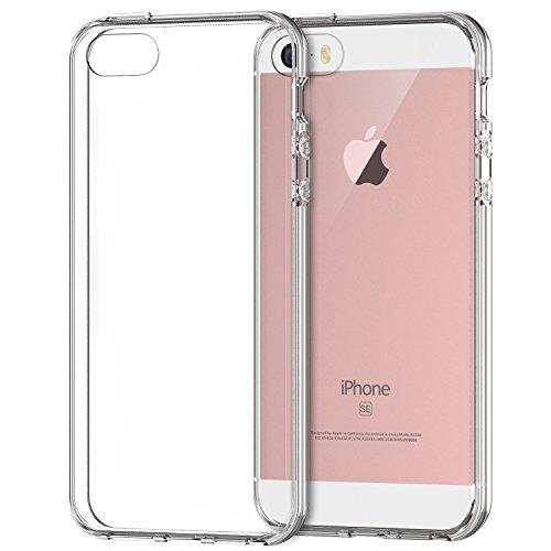 funda-iphone-se-jetech-slim-fit-iphone-5-5s-se-funda-carcasa-case-bumper-con-absorcion-de-impactos-y