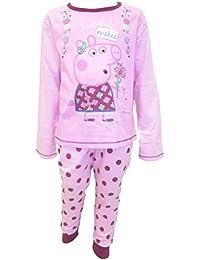 peppa pig filles pyjamas