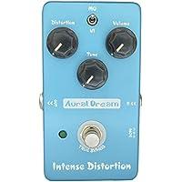 Aural Dream Intense Distortion Brown Sound 2 models 70s distortion Guitar Effect Pedal True Bypass