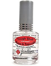 JORDANA (U.S.A.) Tough Stuff Base and Top Coat (15ml)