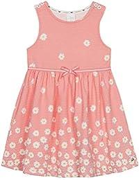 aaeb68bae0 Debenhams J by Jasper Conran Kids Girls  Pale Pink Textured Floral Print  Dress