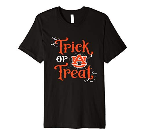 Auburn Tigers Halloween Trick Or Treat T-Shirt Tank T-Shirt
