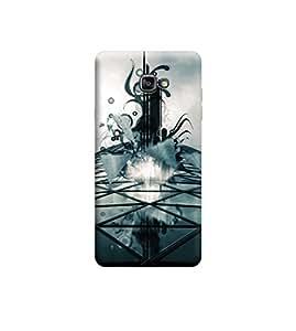 Ebby Premium Printed 3D Designer Back Case Cover For Samsung A5 2016 A510 (Premium Designer Cae)