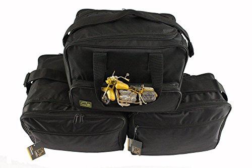 made4bikers: Satz Innentaschen passend für Koffer UND Topcase der BMW F850GS (K81) und F750GS (K80)