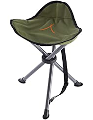 Grand Canyon steel 3-leg stool - steel, foldaway, different sizes