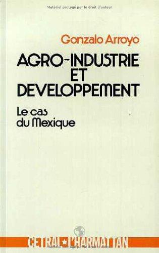 Agro-industrie et développement