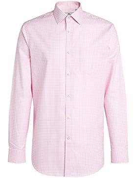 next Hombre Camisa Gingham De Corte Estándar
