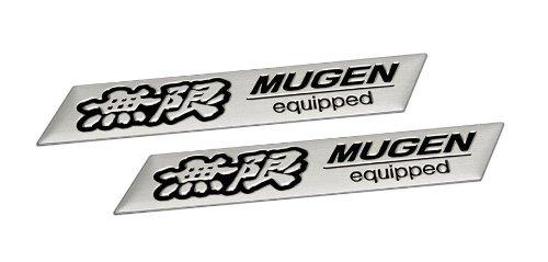 2-x-pair-set-mugen-equipped-silver-aluminum-emblem-badge-nameplate-emblem-logo-decal-rare-jdm-for-ci