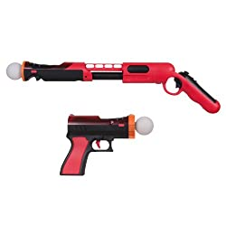 Dreamgear PS3 Move Blaster Combo Pack