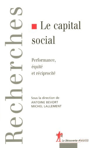 Le capital social