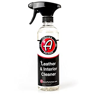 Adam's Polishes Leather & Interior Cleaner 473 ml