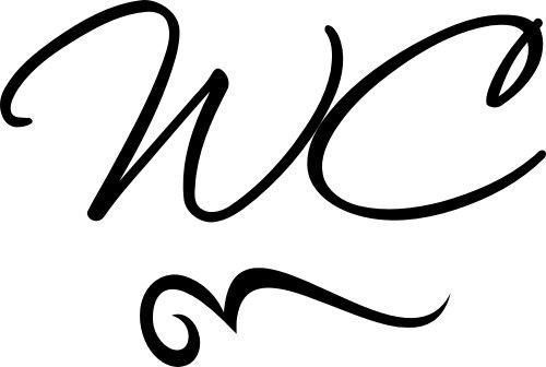 Selbstklebender Deko Türaufkleber, Beschriftung , Text ~ WC ~ Wandtattoo, 68092-20×13 cm, Wandaufkleber, Sticker Aufkleber für die Wand, Fensterbild, Tapetensticker, Türaufkleber, Tattoo aus