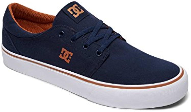 DC Trase TxWht Herren Sneakers  Billig und erschwinglich Im Verkauf