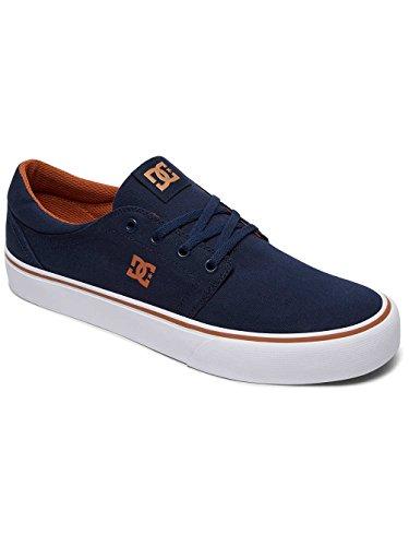 DC Trase TX431 Herren Sneakers Navy/Camel