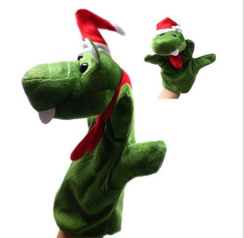 Homgaty-de-Nol-Crocodile-Animaux-Marionnette--Main-le-cadeau-idal-pour-anniversaire-Nol