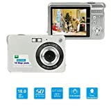 QLPP Kids Digital Camera 18MP 4X Digital Zoom 2.7