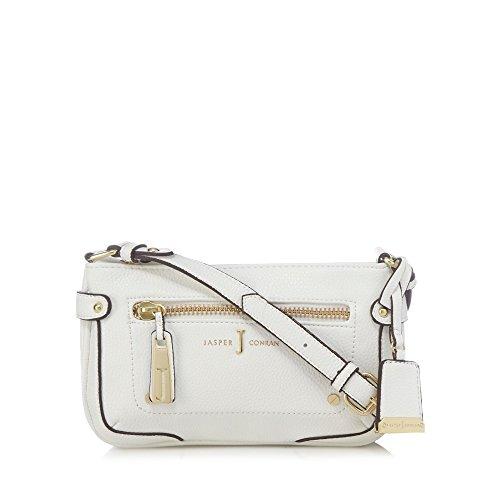 j-by-jasper-conran-white-zip-detail-cross-body-bag