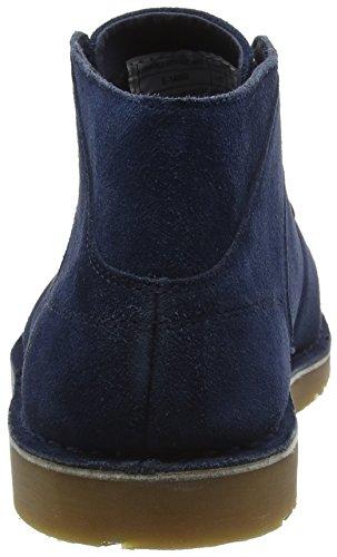 Boxfresh Charlz, Bottes Classiques homme Bleu - Bleu (Bleu marine)