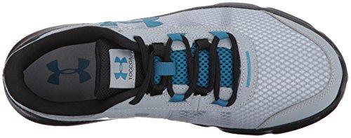 Under ArmourMens Toccoa Running Shoes - Toccoa Scarpe da Ginnastica da Uomo da Uomo Overcast Gray/Black