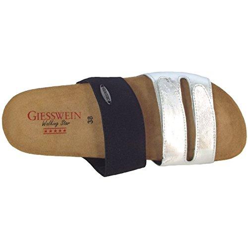 Giesswein, Pantofole donna Argento (argento)