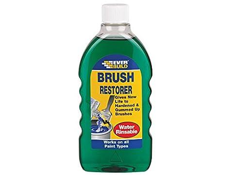 Everbuild EVBBRUSHRE 500 ml Brush Restorer