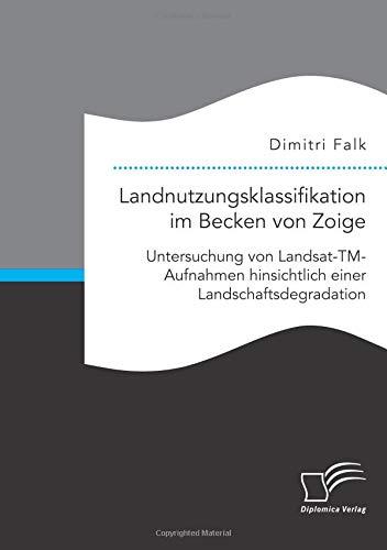 Landnutzungsklassifikation im Becken von Zoige: Untersuchung von Landsat-Tm-Aufnahmen hinsichtlich einer Landschaftsdegradation
