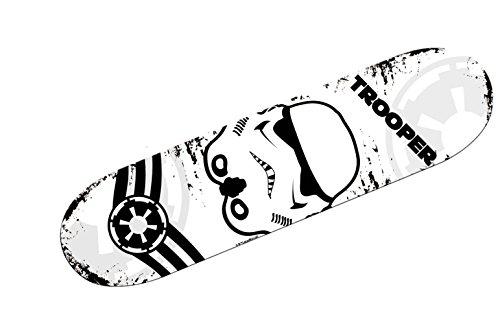 Mondo Skateboard 28161.0Star Wars--zufällige Design