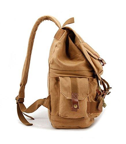 Imagen de dslr cámara reflex lona bolsos de hombro  con tapa impermeable y bolsa de depósito interior alternativa