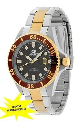 Reloj Marea Unisex B36094/9 Bicolor