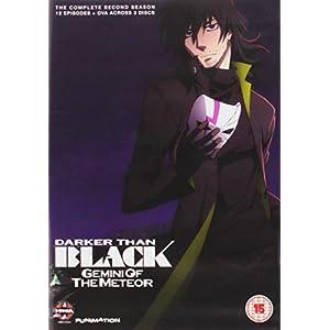 Darker Than Black - Gemini of The Meteor Season 2 [DVD]