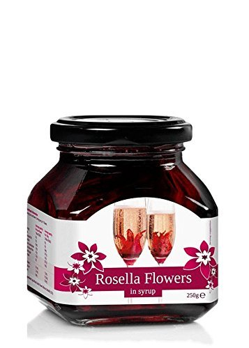 Rosella - Wild Hibiscus in Sirup - 11St./250g