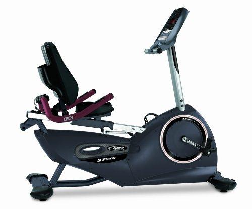 BH Fitness H750 LK 7500 RECUMBENT cyclette