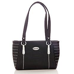 Leora Handbag (Black) (HNMD1315BLK)