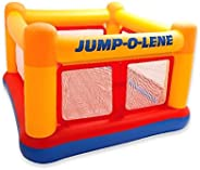 Intex Playhouse Jump-O-Lene, Multi-Colour - 48260NP